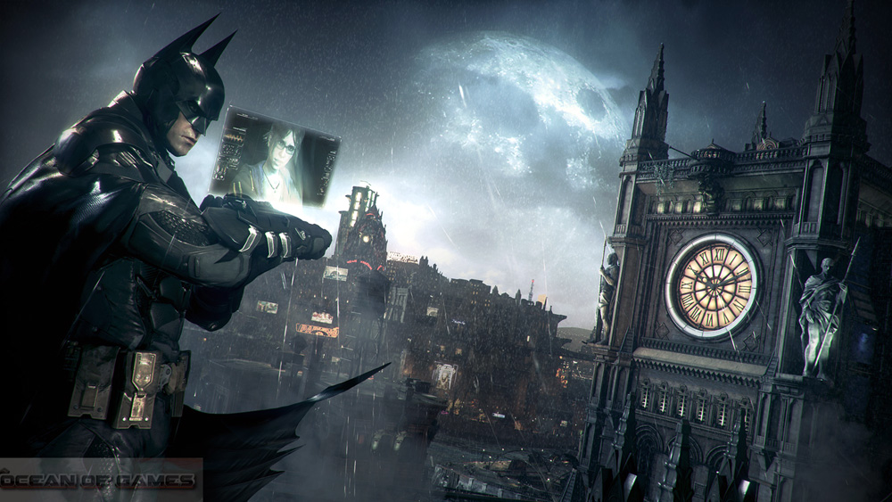 Batman Arkham Knight Features