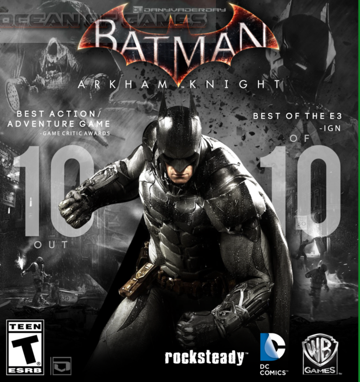 batman arkham knight pc game download free