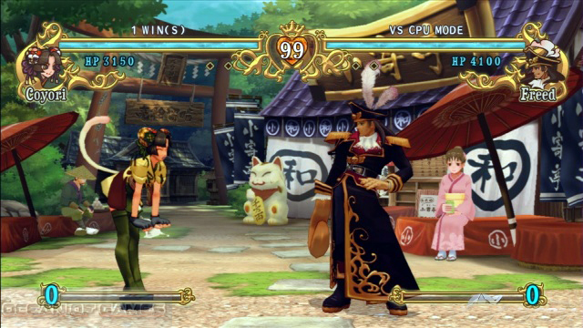 Battle Fantasia Download For Free