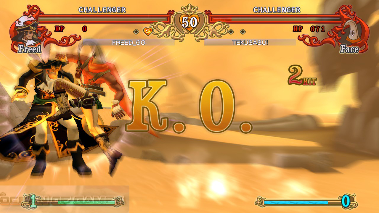 Battle Fantasia Setup Free Download