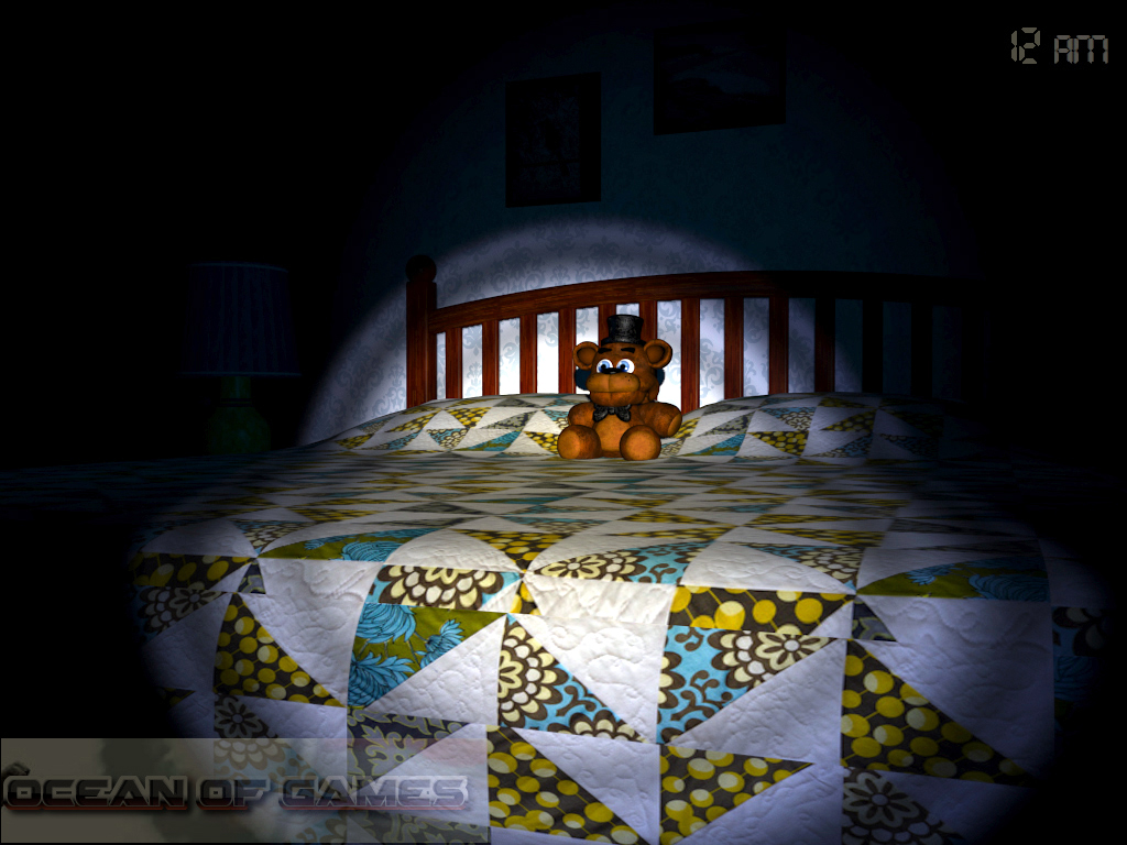 Five Nights at Freddys 4 Setup Free Download