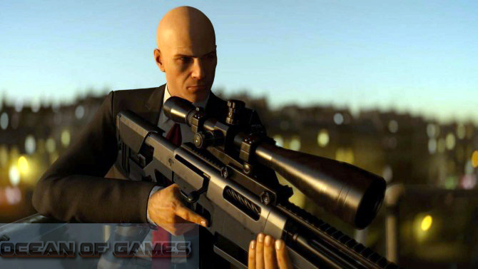 Hitman 6 Alpha Features