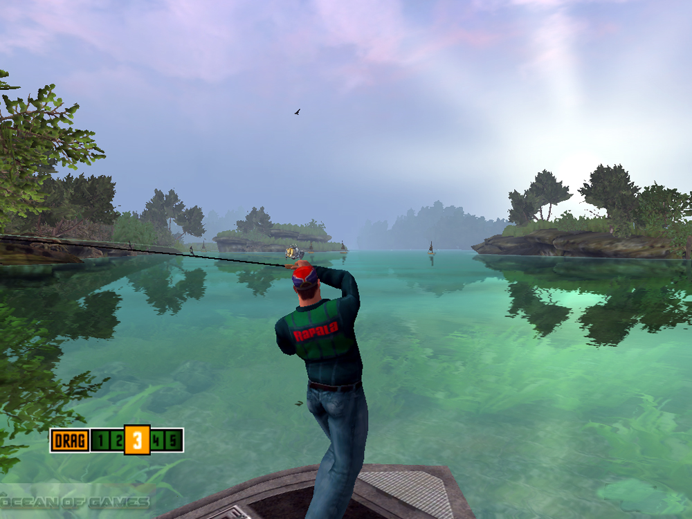 free download fishing games