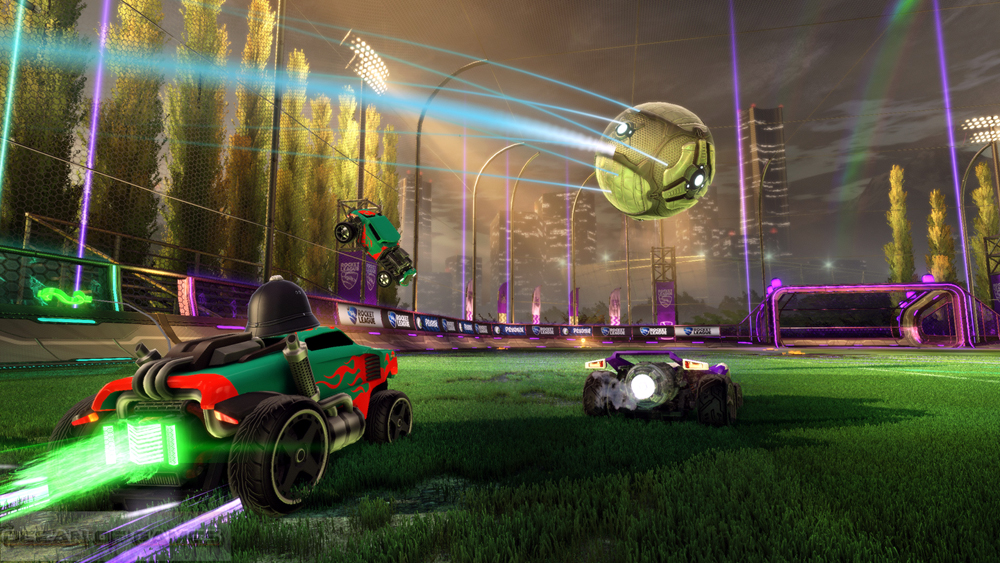 Rocket League Features