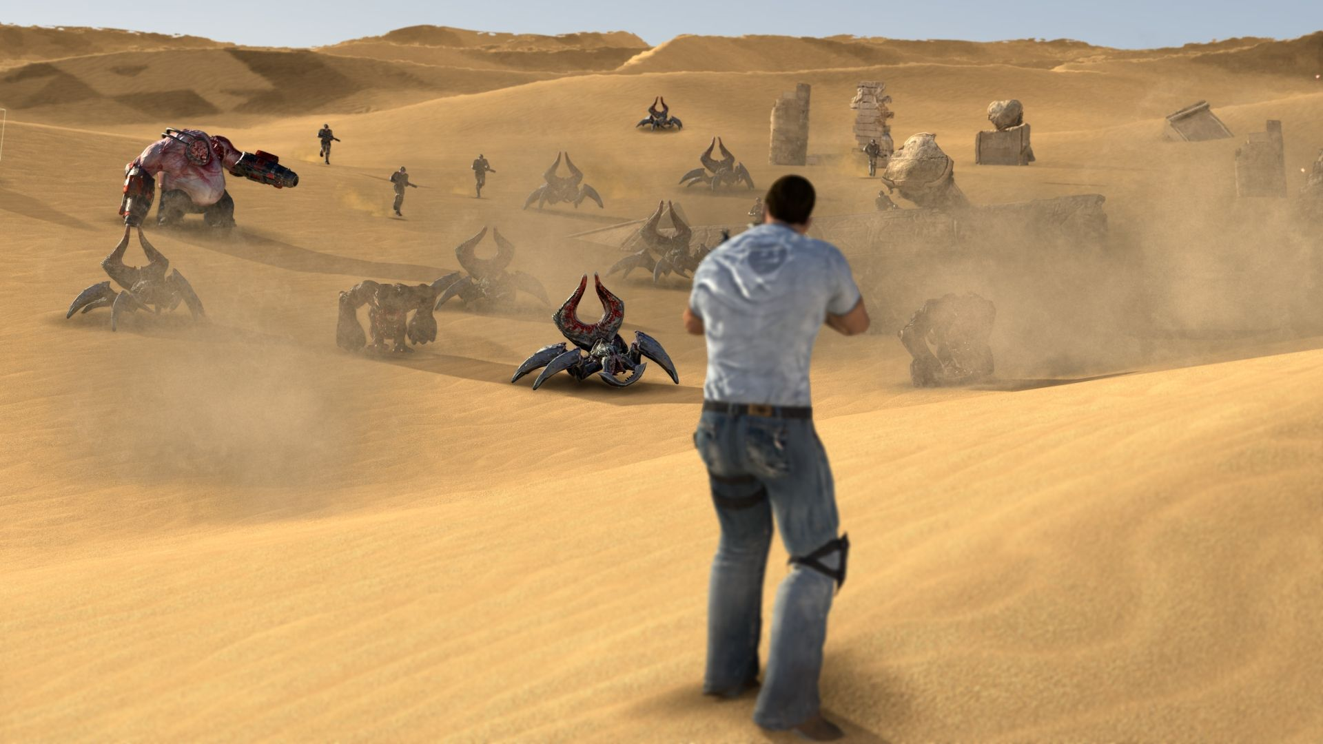 Serious Sam 3 BFE Setup Free Download