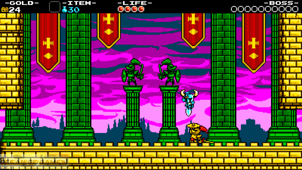 Shovel Knight PC Game Download For Free