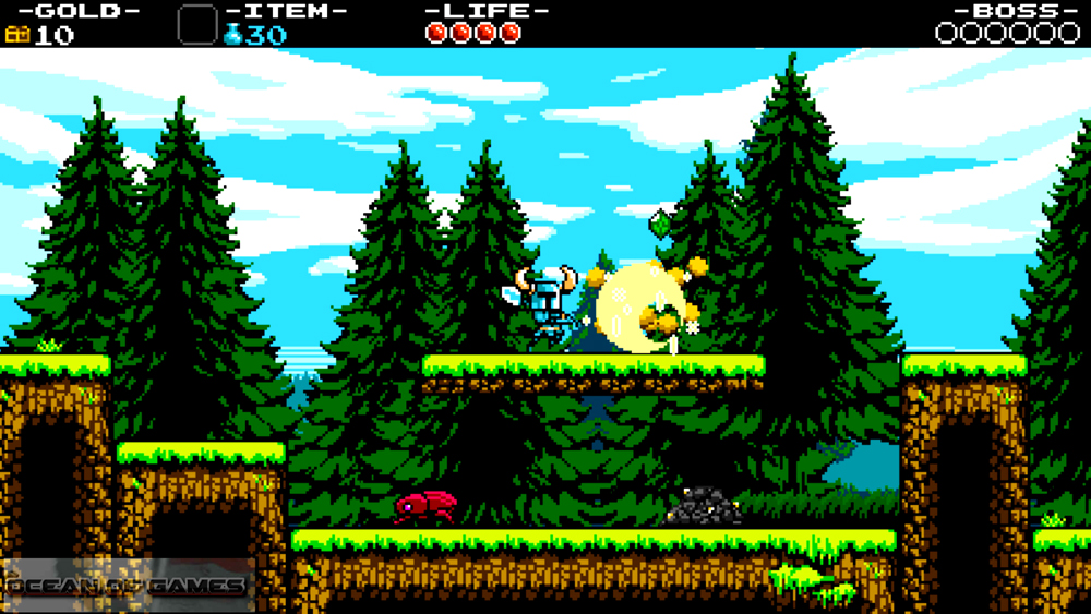 Shovel Knight PC Game Setup Free Download