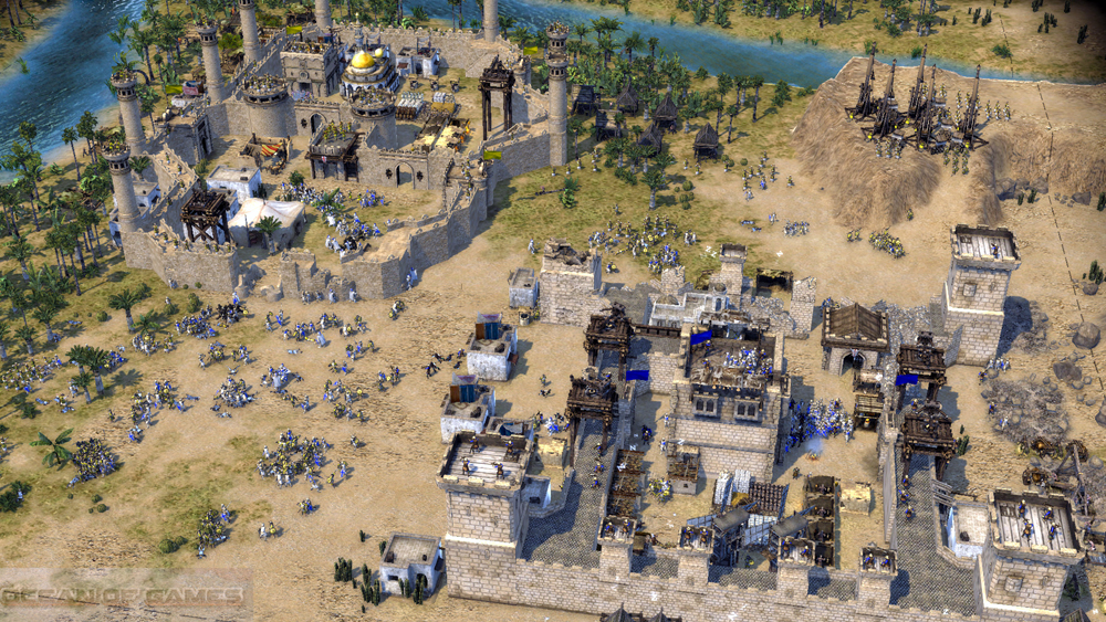 Stronghold Crusader 2 The Templar and The Duke Features