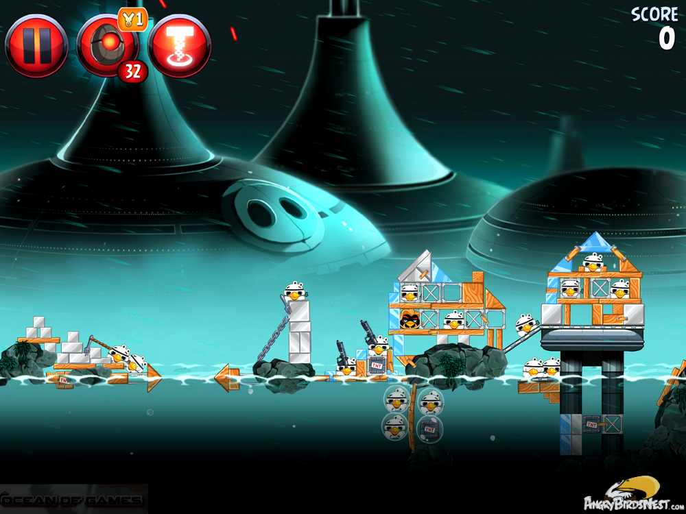 Angry Birds Star Wars II Download For Free