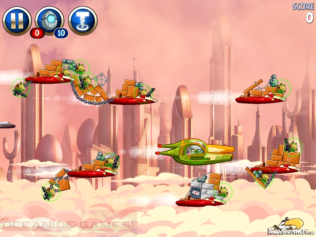 Angry Birds Star Wars II Setup Free Download