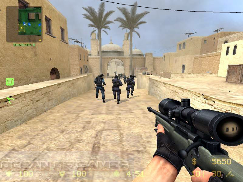 Counter Strike Source Free Download Ocean Of Games