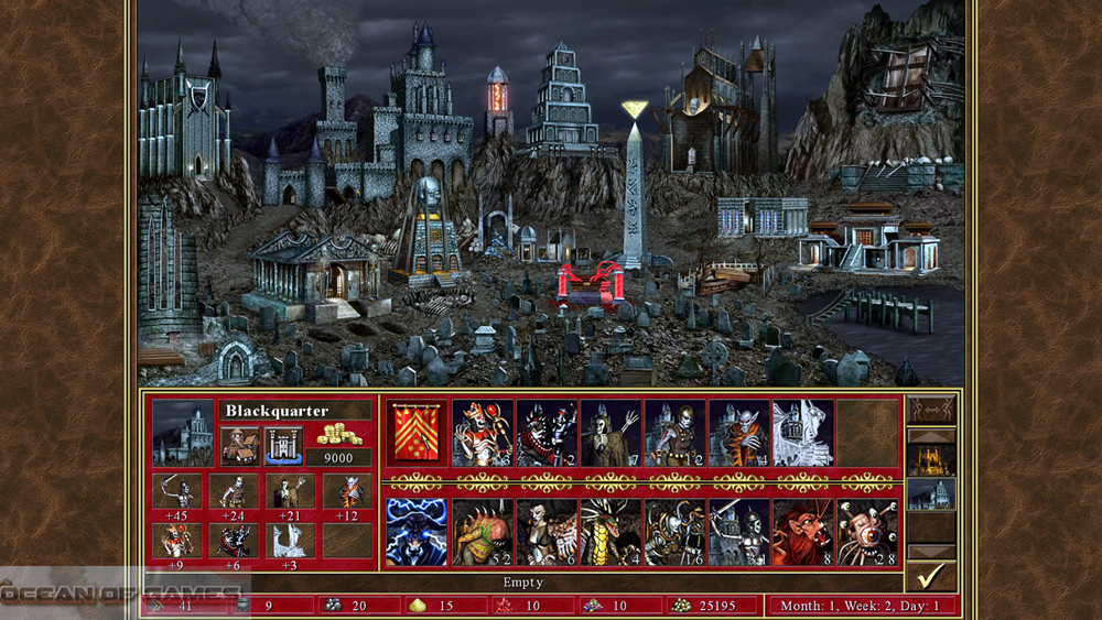Download heroes of might and magic | dos games archive.