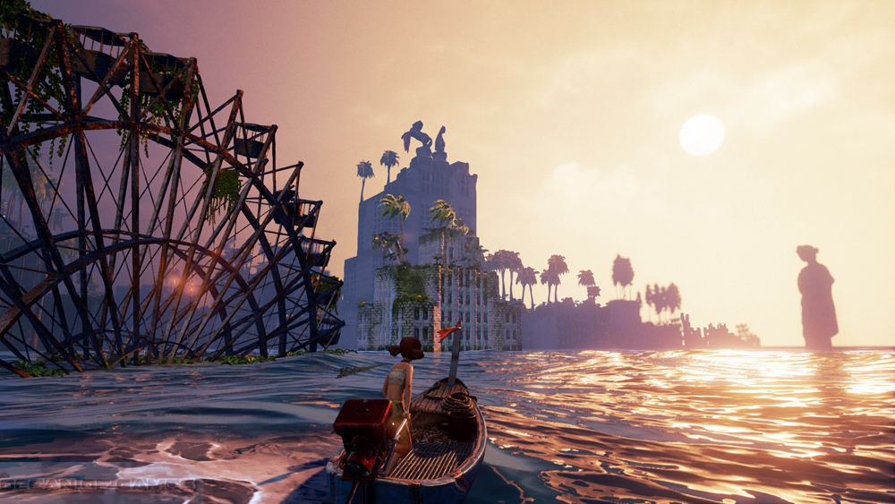 Submerged PC Game Features