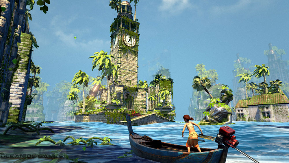 Submerged PC Game Setup Download For Free