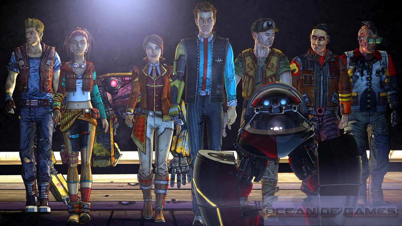 Tales from the Borderlands Episode 4 Download For Free