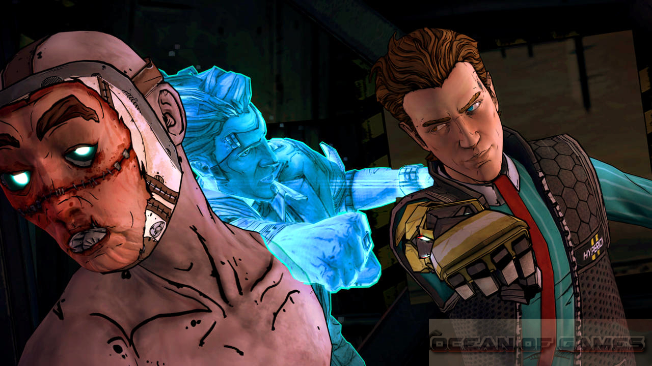 Tales from the Borderlands Episode 4 Setup Download For Free