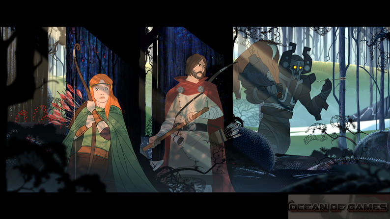 The Banner Saga Features