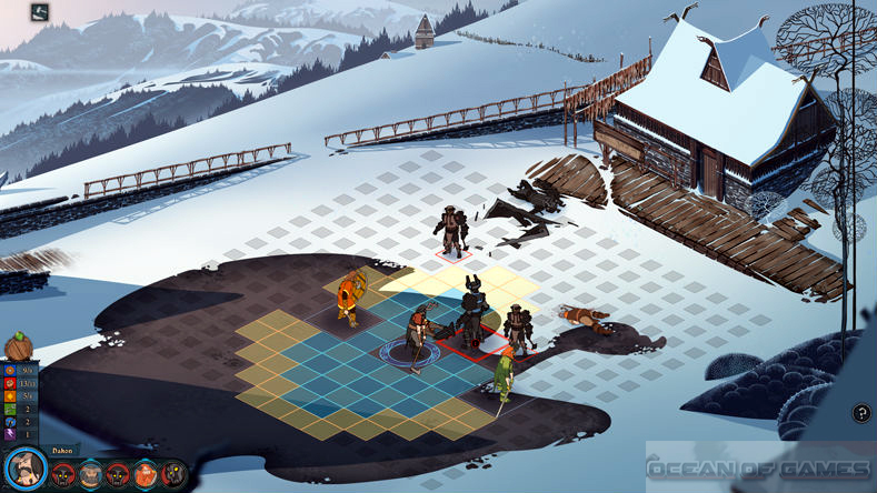 The Banner Saga Setup Free Download