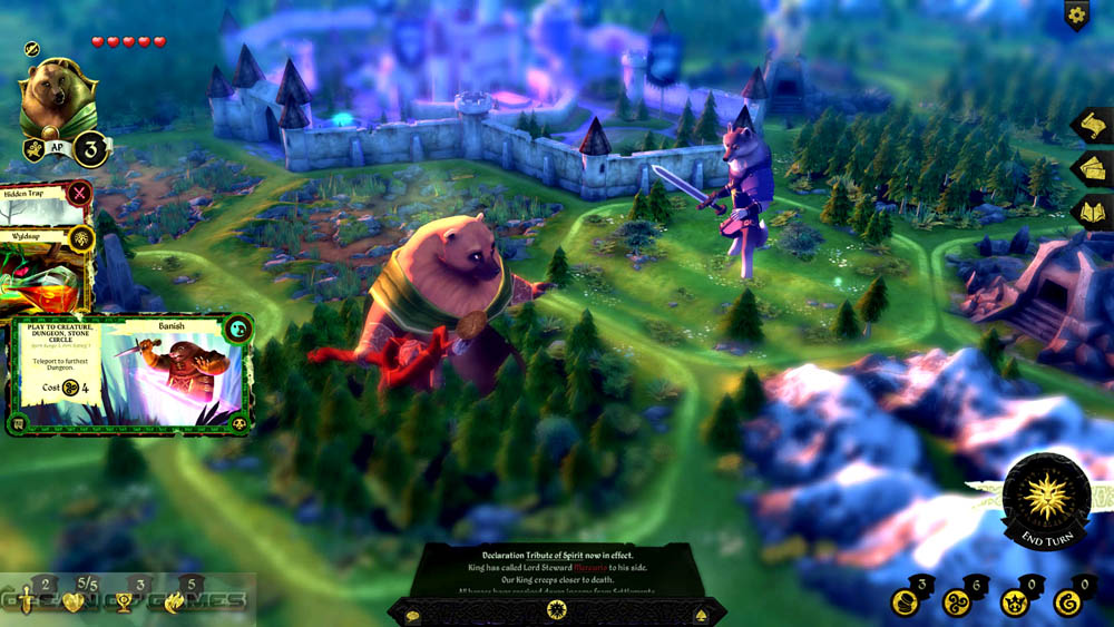 Armello Features