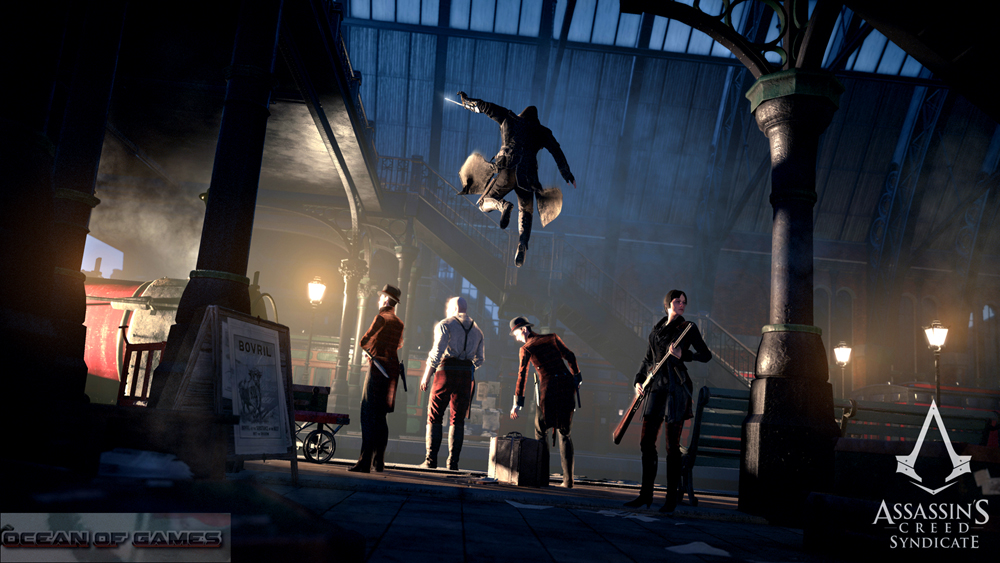 Assassins Creed Syndicate Setup Download For Free