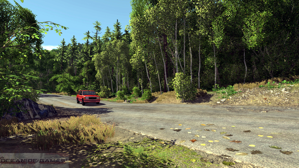 BeamNG drive Features