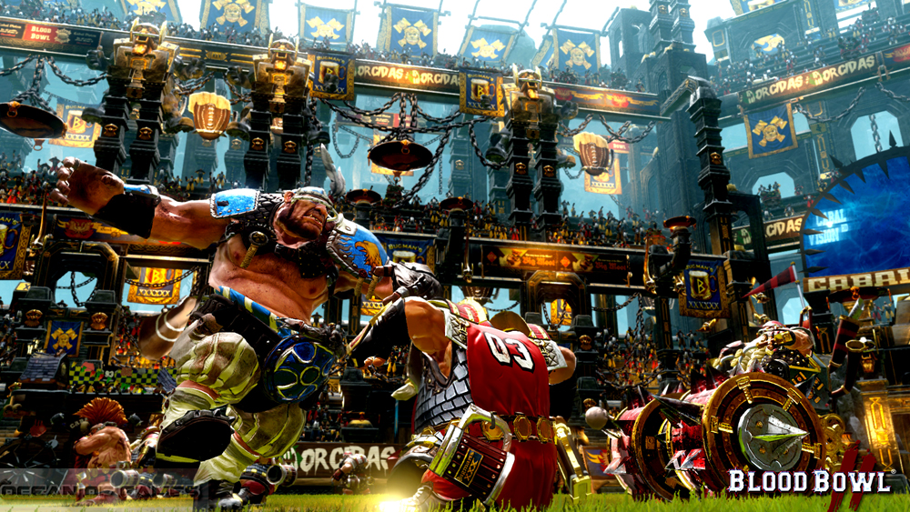Blood Bowl 2 Setup Download For Free
