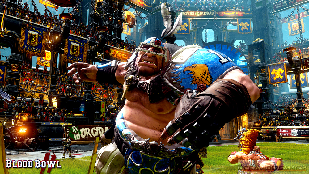 Blood Bowl 2 Setup Free Download