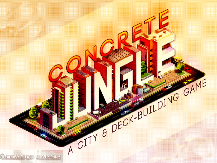 Concrete Jungle PC Game Free Download