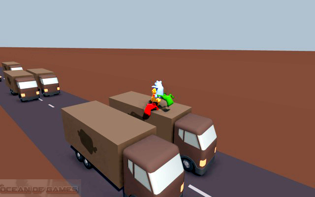 Gang Beasts Features