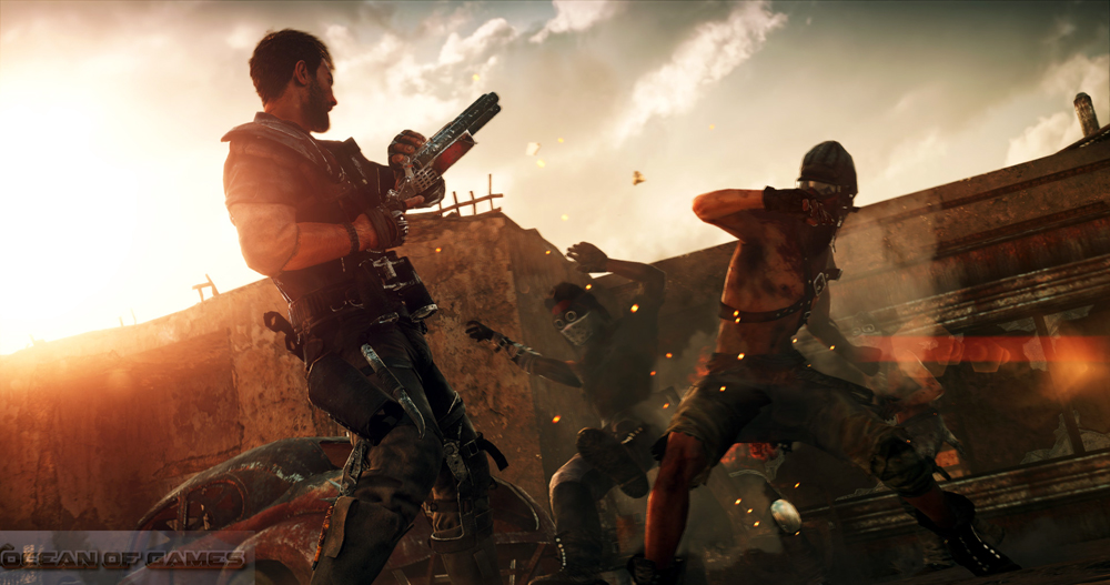 Mad Max Pc Game Free Download Ocean Of Games