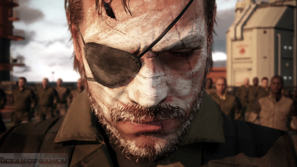 Metal Gear Solid V The Phantom Pain Features