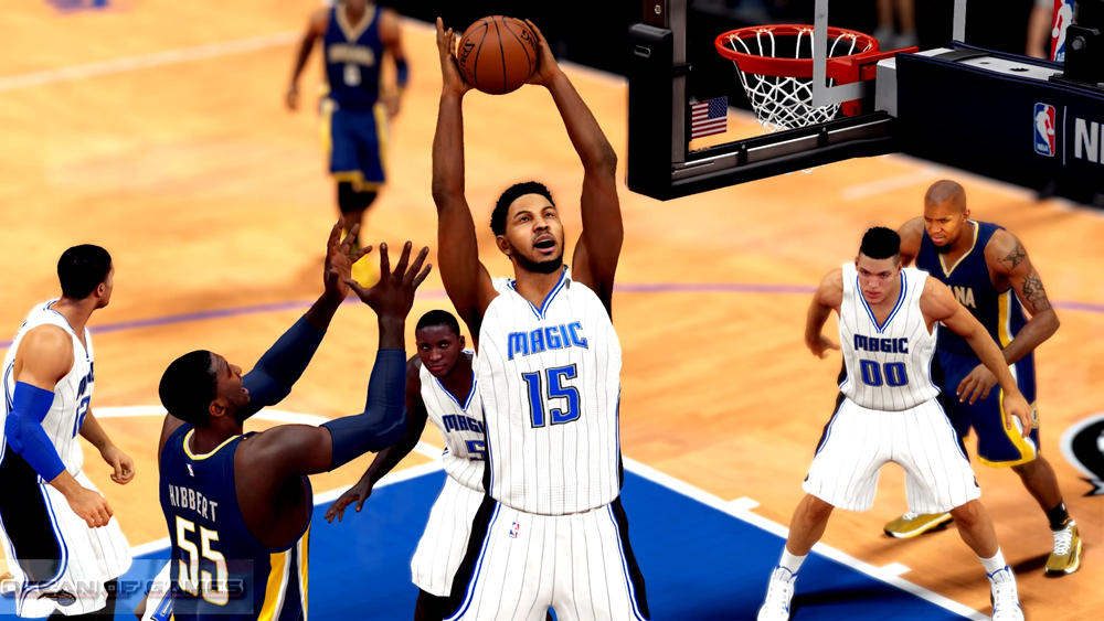 NBA 2K16 Features