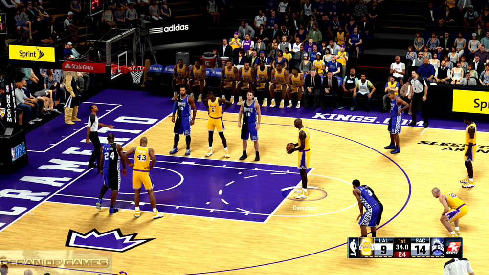 NBA 2K16 Setup Download For Free