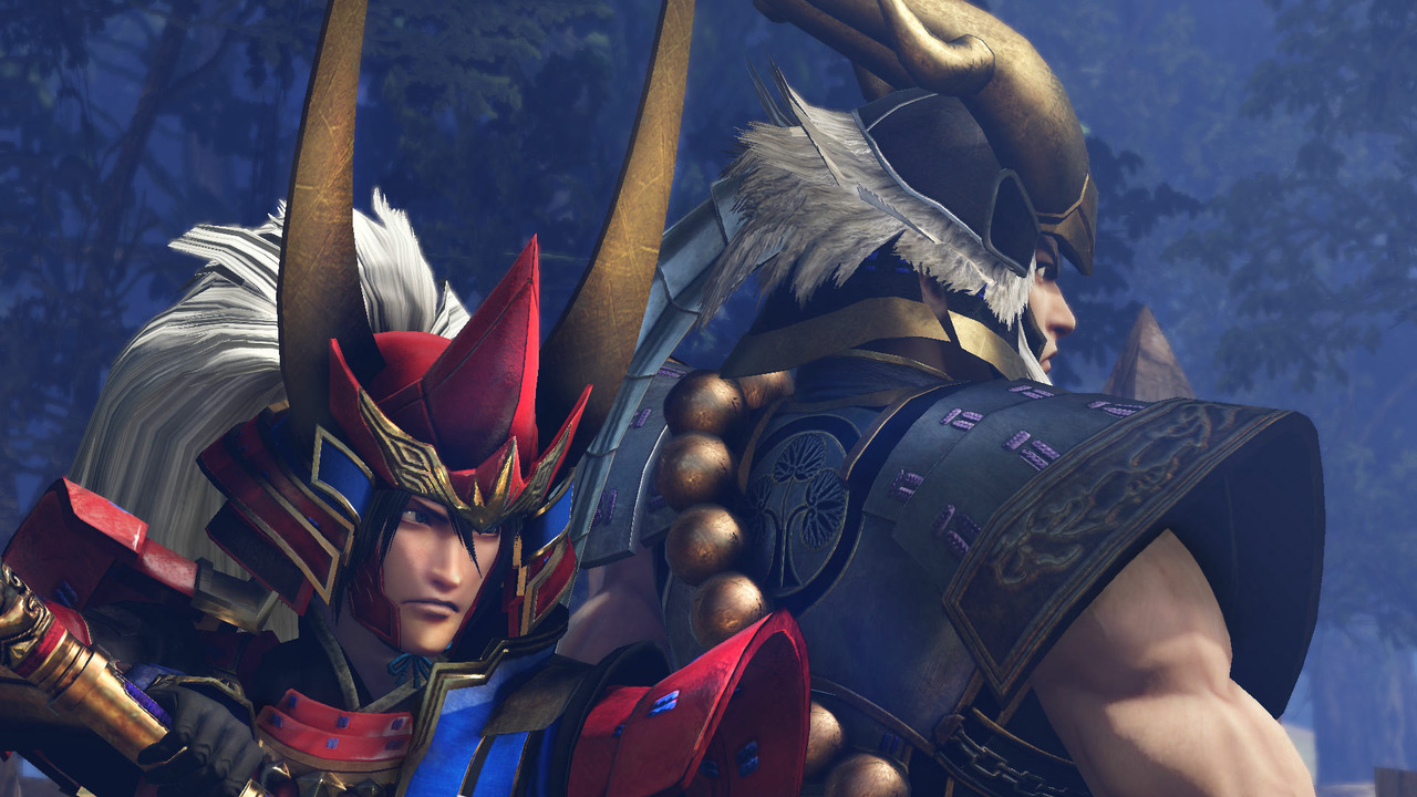 Samurai Warriors 4 II Setup Free Download