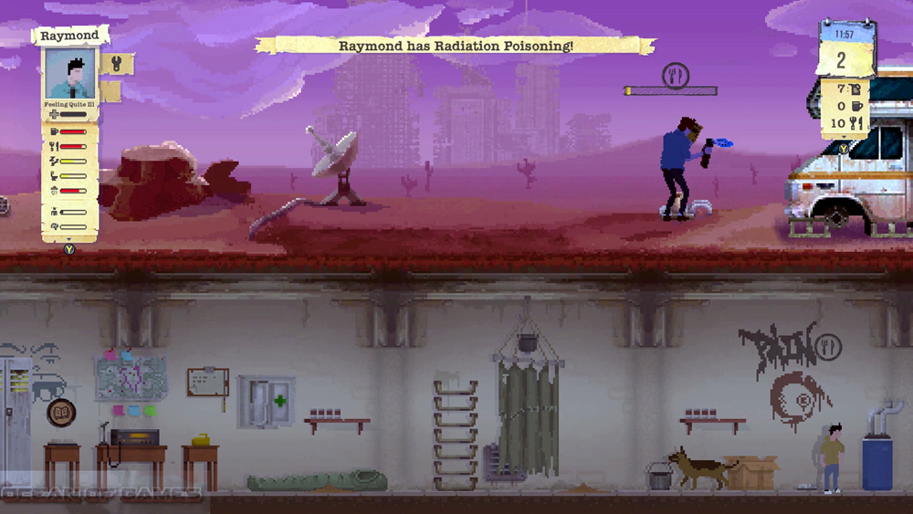 Sheltered PC Game Setup Free Download