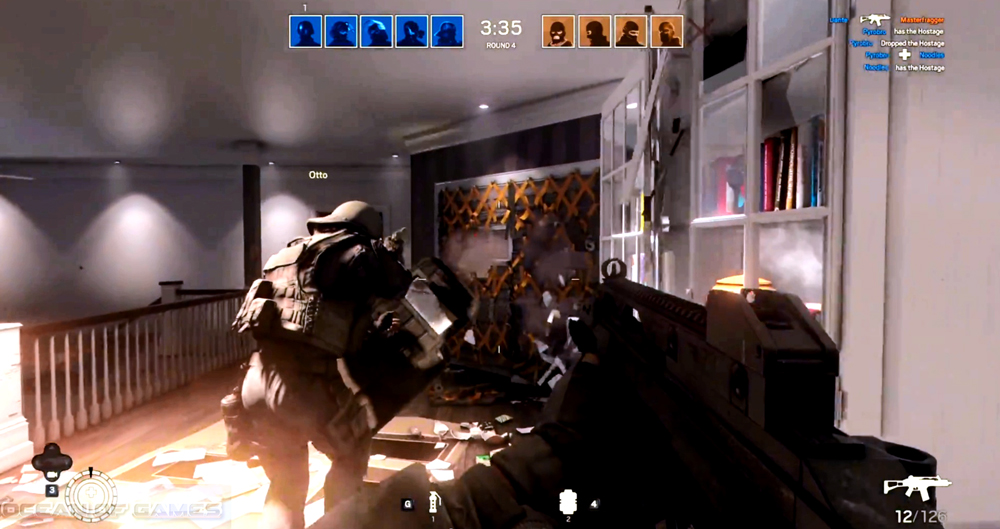 Tom Clancys Rainbow Six Siege Features