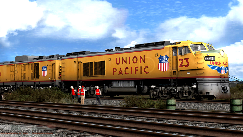 Train Simulator 2016 Features