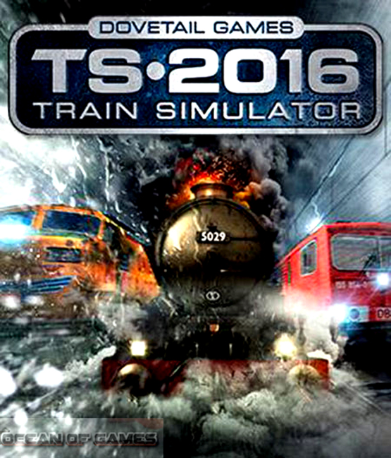 Train Simulator 2016 Free Download