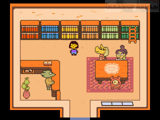 Undertale PC Game Download For Free