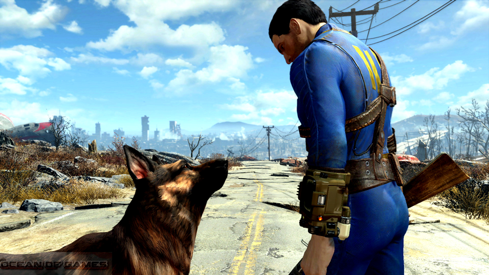 Fallout 4 Setup Free Download