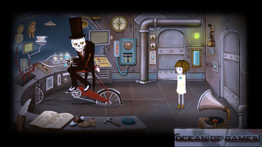 Fran Bow Features