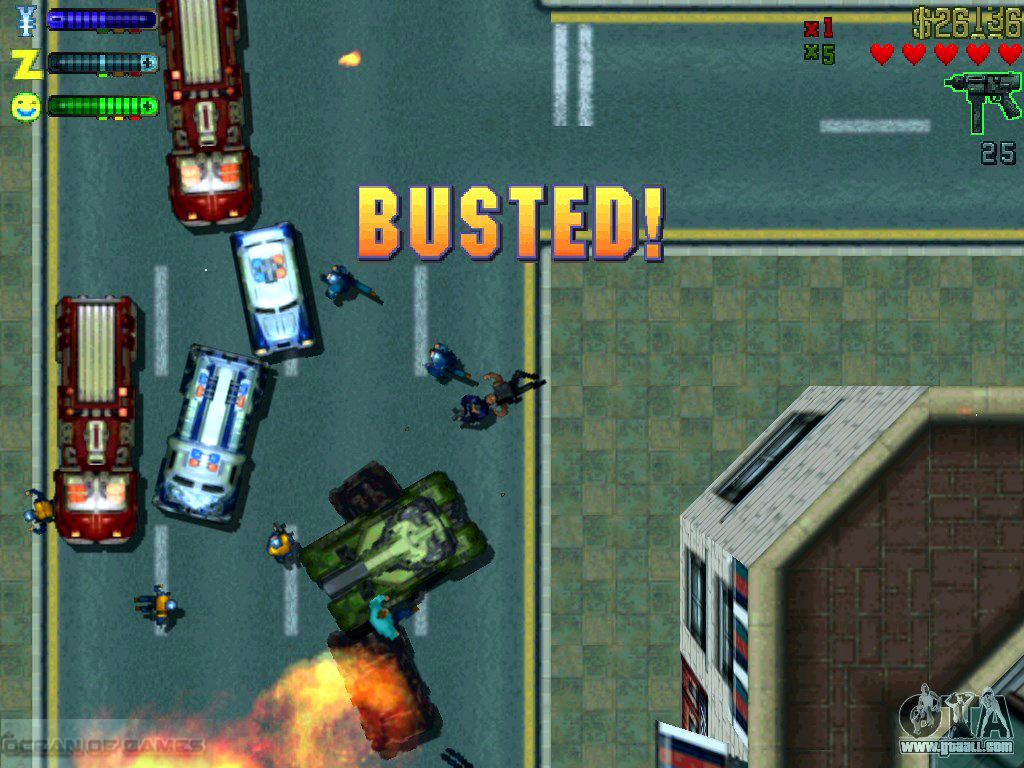 GTA 2 Setup Free Download