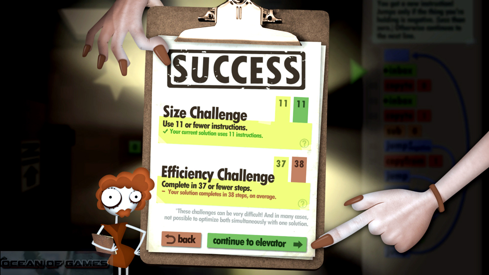 Human Resource Machine Features
