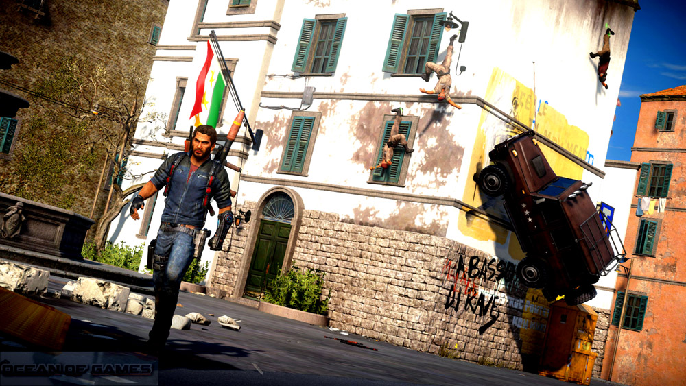 Just Cause 3 Download Free
