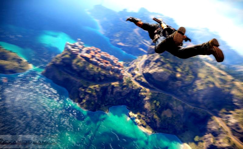Just Cause 3 Features