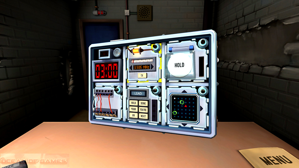 Keep Talking and Nobody Explodes Setup Free Download