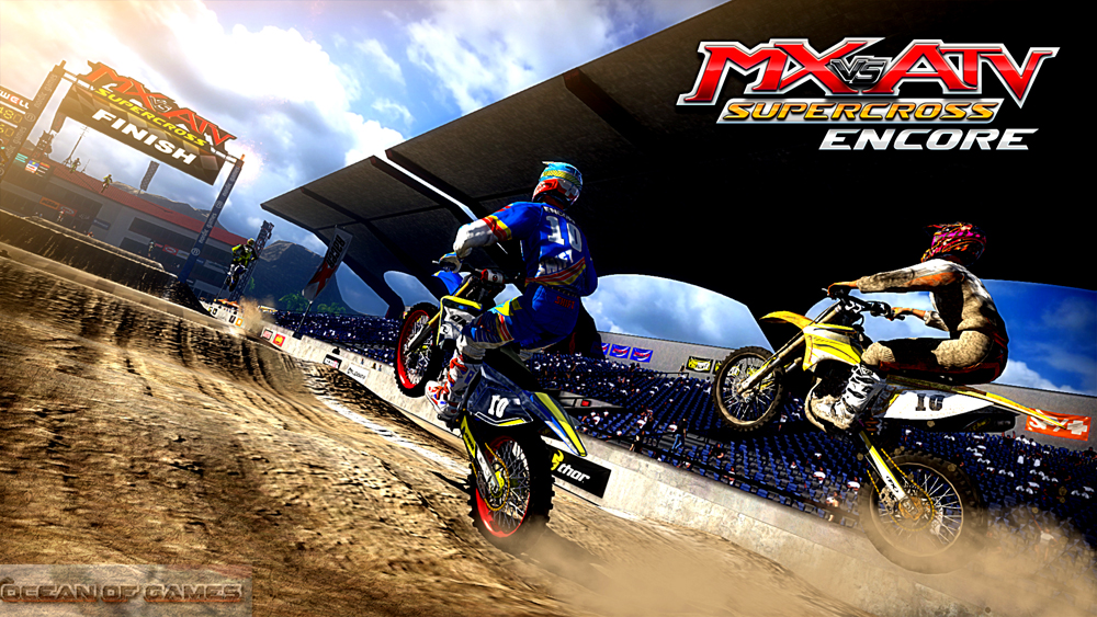 MX vs ATV Supercross Encore Setup Free Download