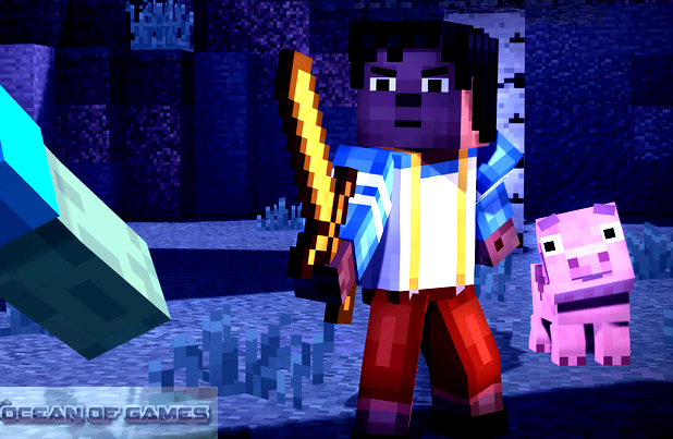 Minecraft Story Mode Episode 2 Setup Free Download