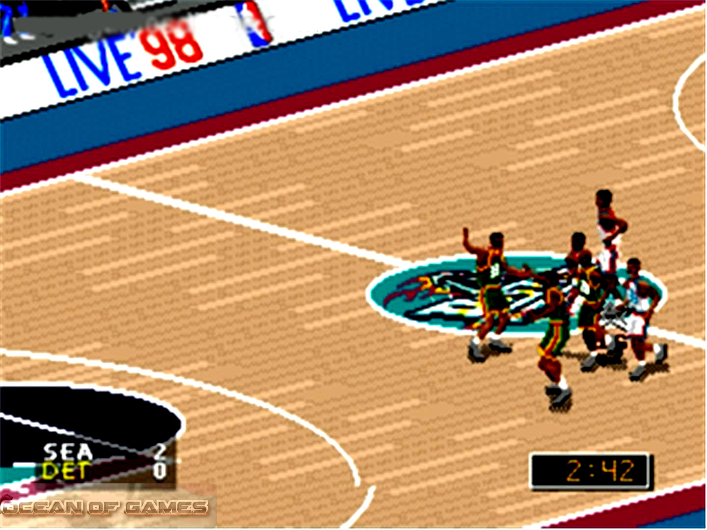 NBA 98 Free Download - Ocean Of Games