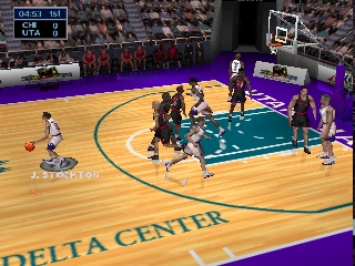 NBA 99 Features